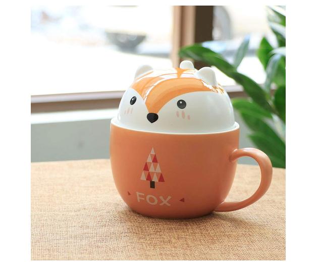 This super cute fox mug🦊