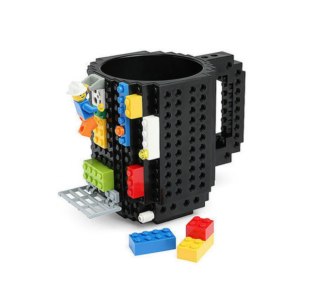 This mug that you assemble yourself☕