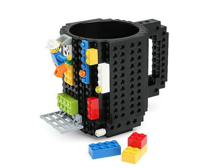 This mug that you assemble yourself ☕