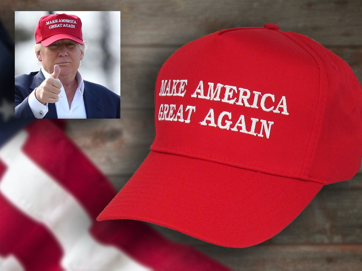 This now-iconic hat that makes liberals furious