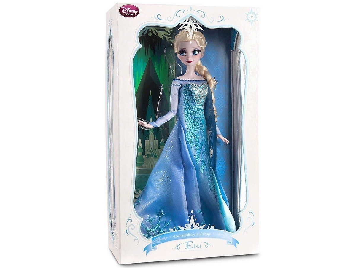 This limited-edition Disney Princess your kids can never play with
