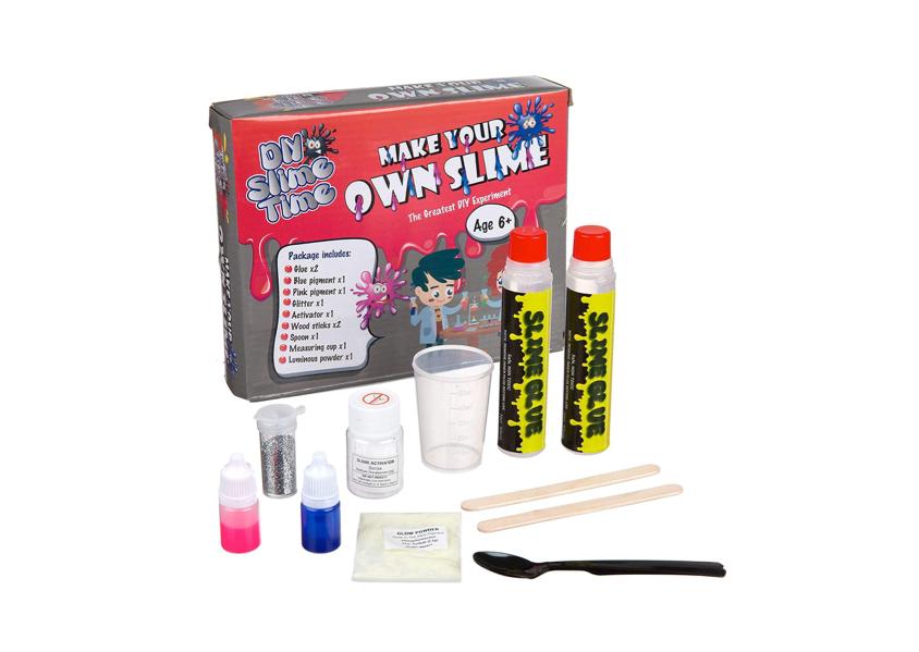This wonderfully gross slime-making kit