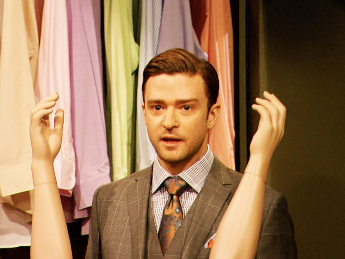 Pick a Justin Timberlake and We'll Tell You What Mood You're in