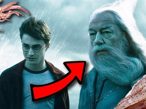 Harry Potter Fan Theory: Dumbledore Is a Giant Squid!