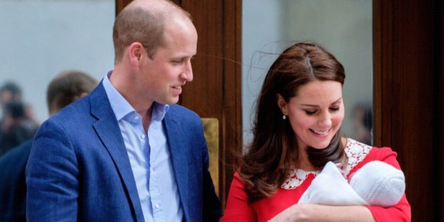 Kate Middleton Welcomes Baby No. 3! Take This Quiz And We'll Tell You Your Royal Baby Name