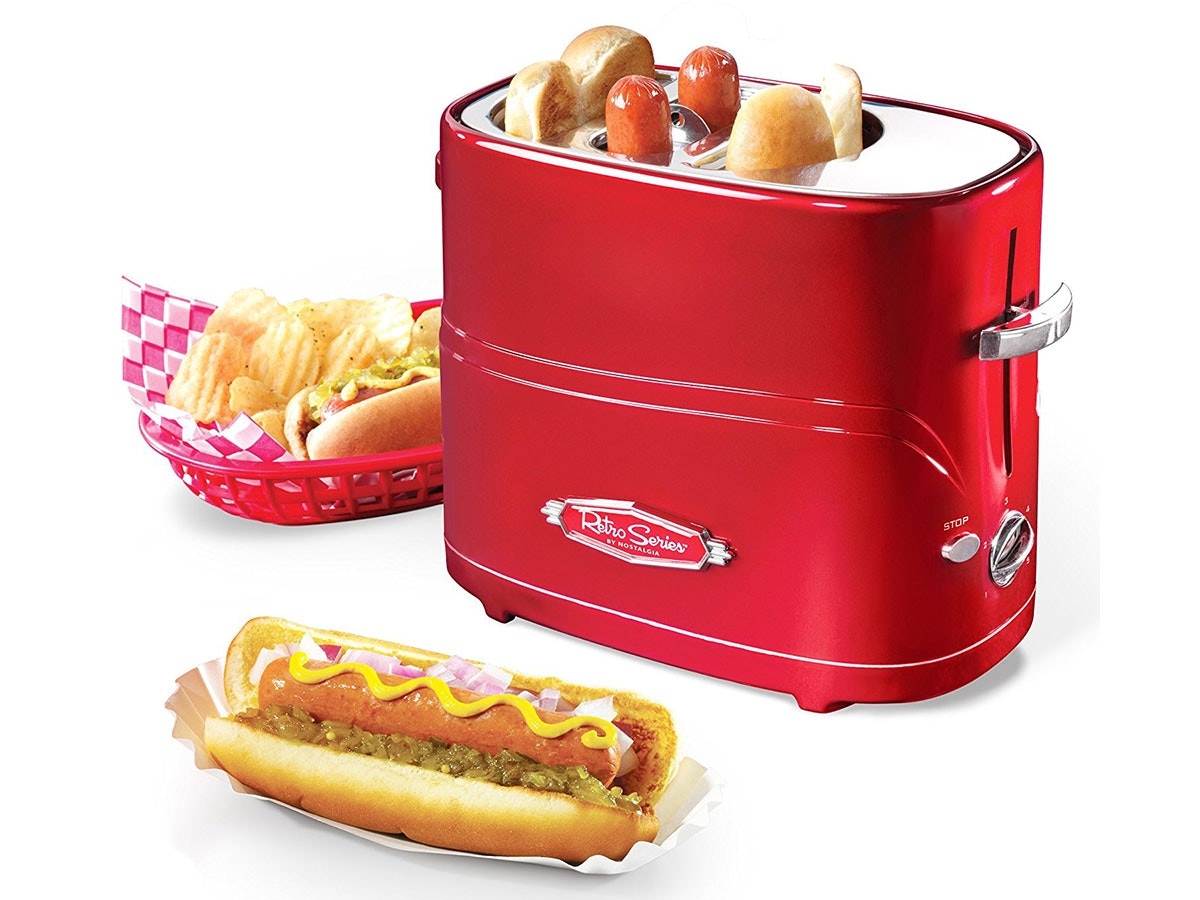 A toaster that makes hot dogs and nothing else 🌭
