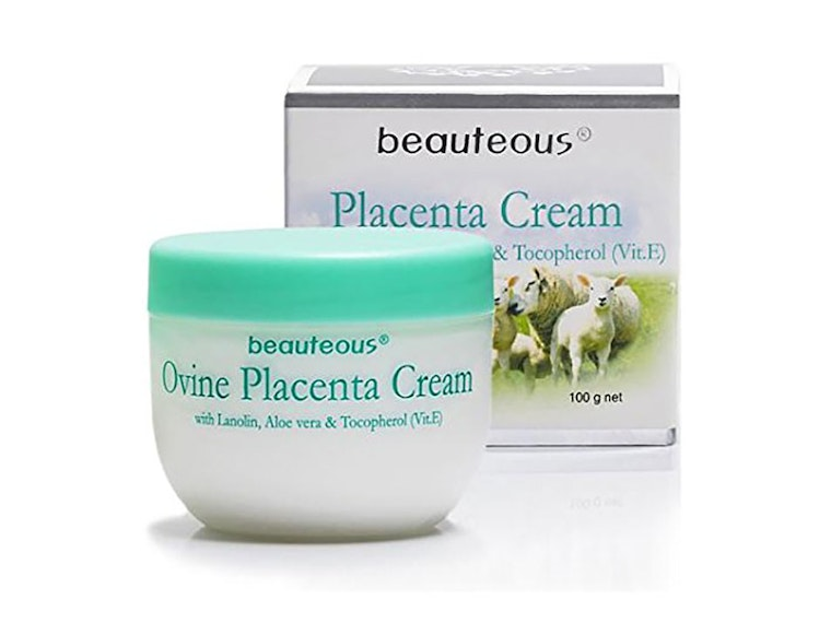 This face cream made with sheep placenta🐑