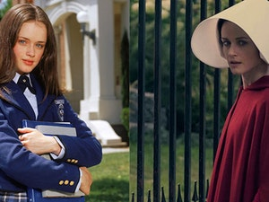 Who Said It: Ofglen from The Handmaid's Tale or Gilmore Girls' Rory?