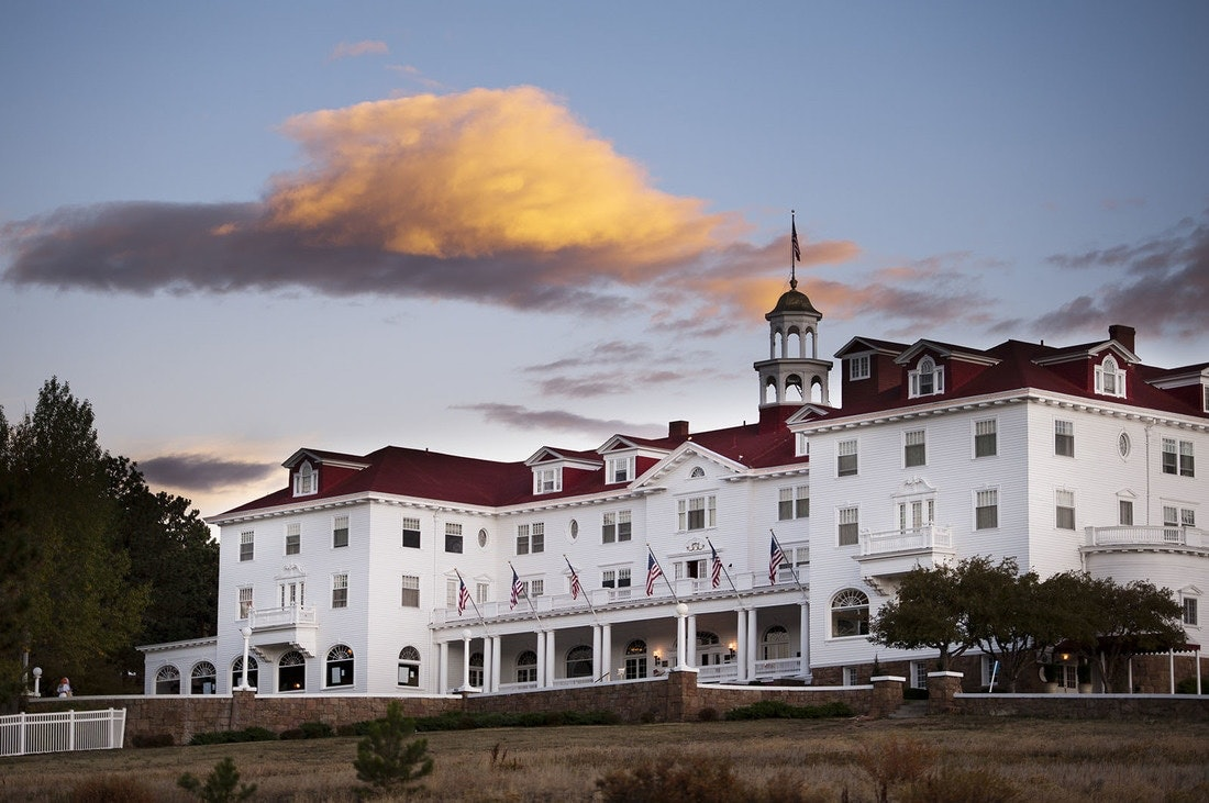 This hotel in Colorado that inspired the movieShining hotel