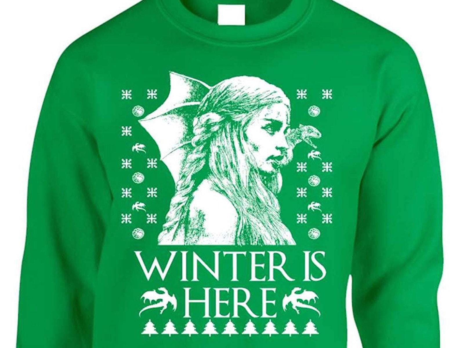 The perfect ugly sweatshirt for theholidays