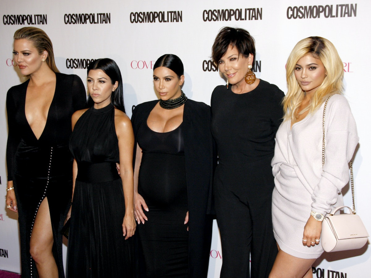 This Kardashian Pregnancy Theory Explains Everything