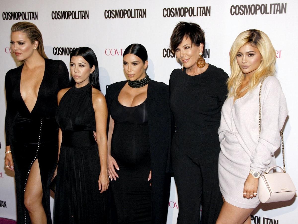 This Kardashian Pregnancy Theory Explains Everything