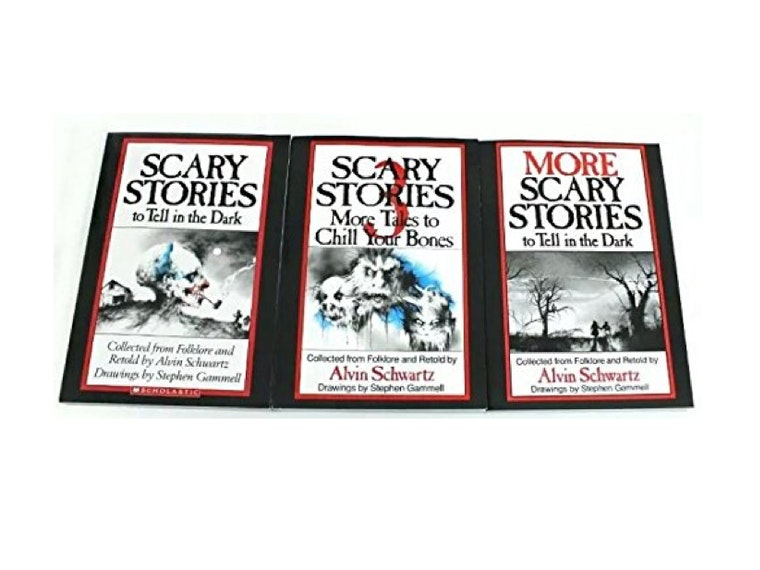 This collection of incredibly spooky tales 💀