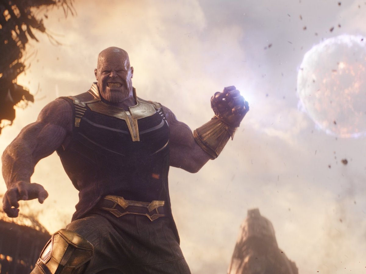 Quiz: Would You Survive Marvel's Avengers Infinity War?
