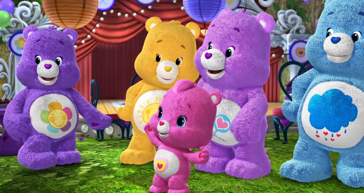 Can You Name All of These Care Bears?