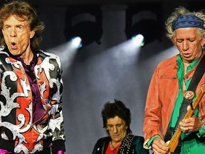 Mick Jagger and The Rolling Stones Return to the Stage