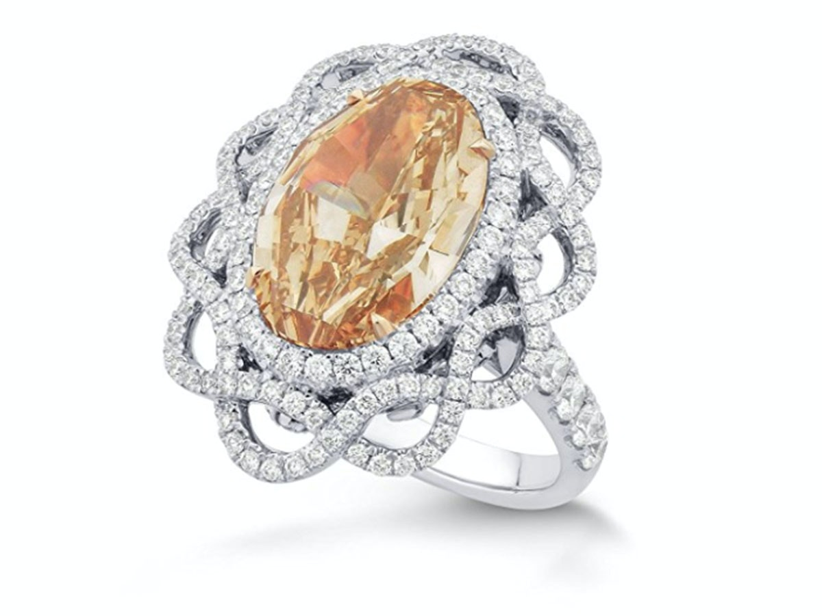 This $220,000 engagement ring