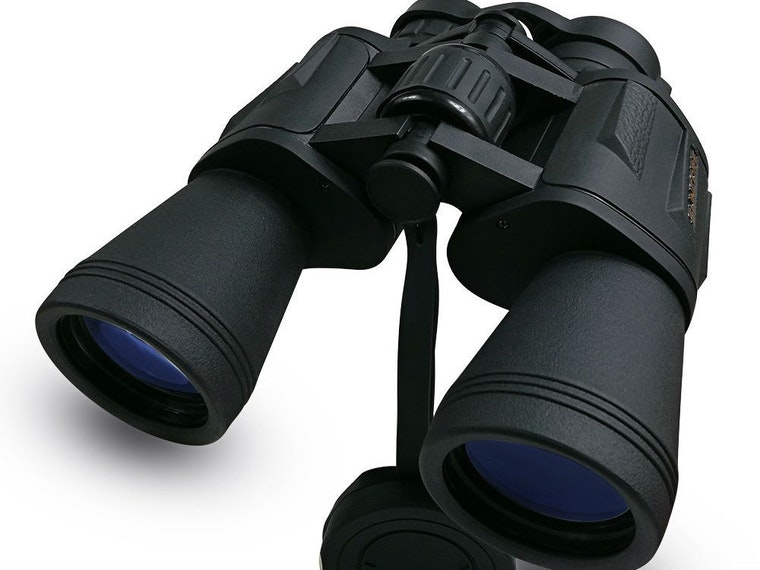 These binoculars for getting a better look at your world