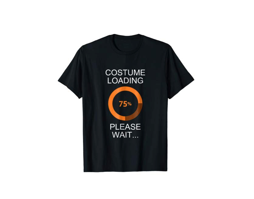 This Halloween costume that's ALMOST ready for you to wear...