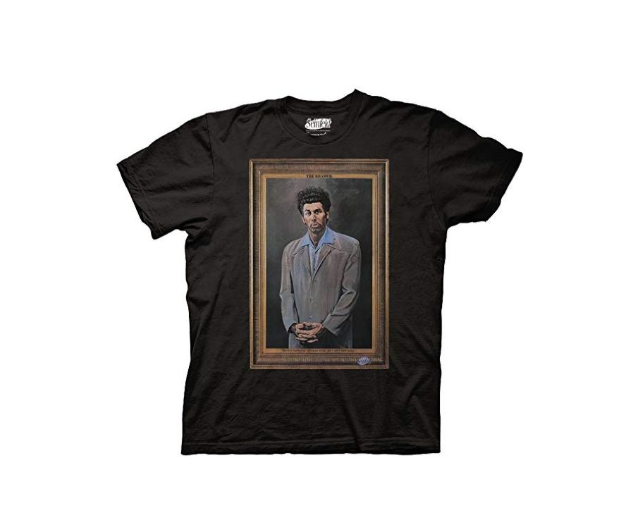 This now-legendary Seinfeld shirt