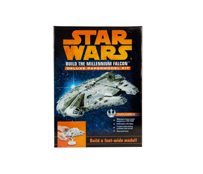 This paper model that can do the Kessel Run in 12 parsecs