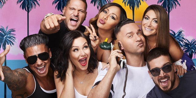Which Jersey Shore Cast Member Are You?