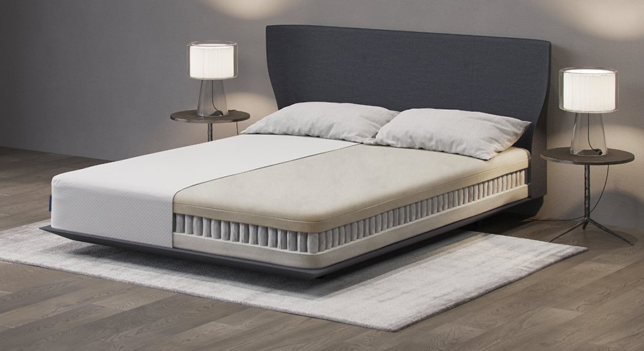 This coil-and-foam mattress hybrid that's the best of both worlds