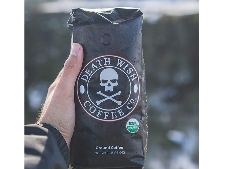 The strongest coffee in the world ☕💀