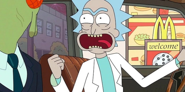 McDonald's Szechuan Sauce Is Back and Rick and Morty Fans Are Losing Their Minds