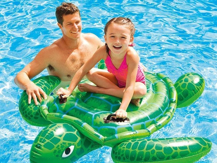 This float for future teenage mutant ninjas