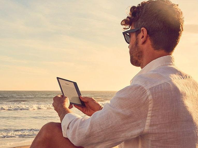 The newest, sleekest Kindle of them all