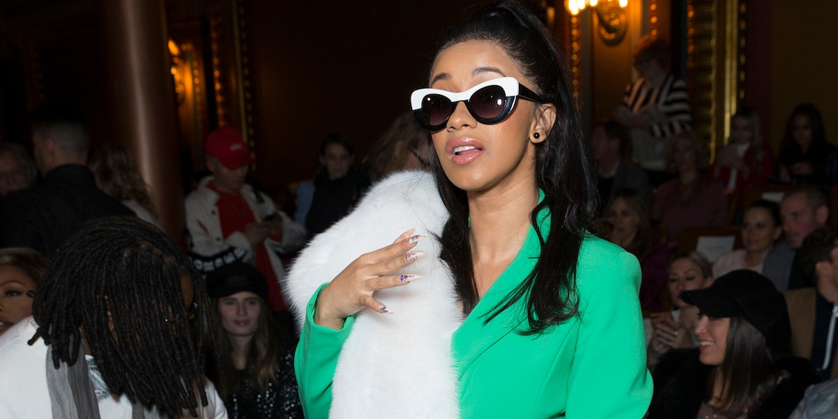 Cardi B's Baby Girl Is Here! Find Out Her Daughter's Name