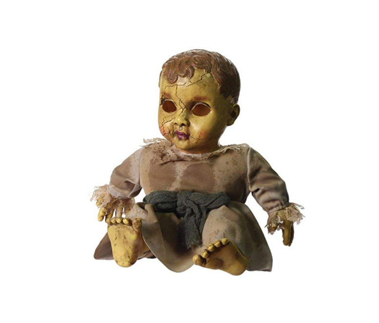 This run-of-the-mill haunted doll