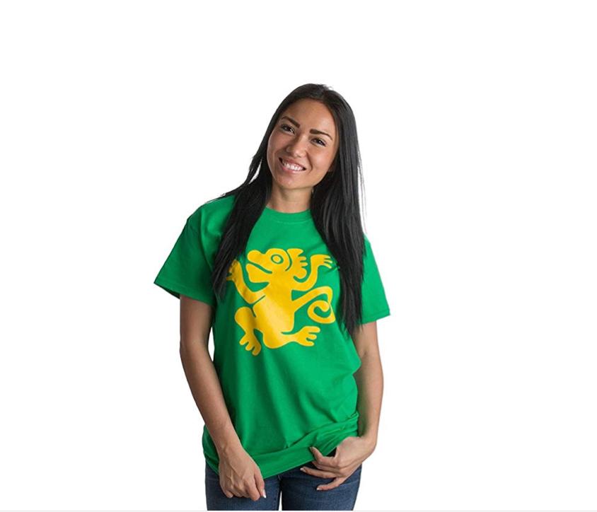 This Legends of the Hidden Temple shirt