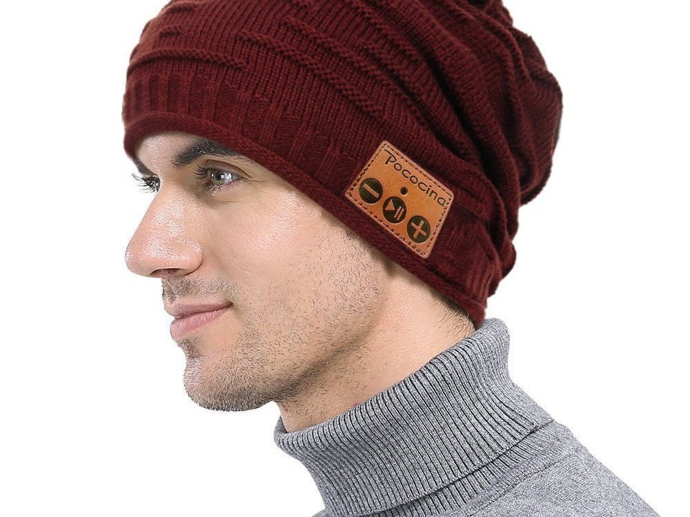This Bluetooth beanie, baby