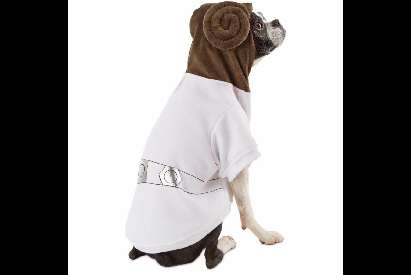 Thisperfect costume for intergalactic princesses