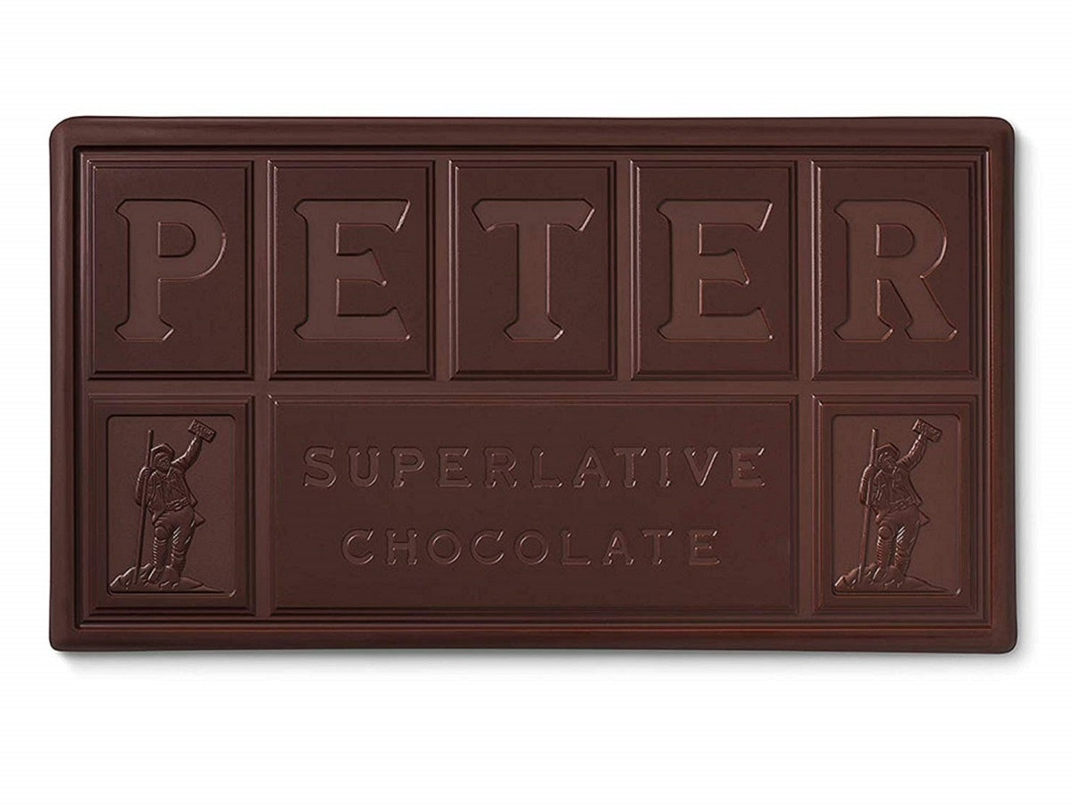 A 10-pound block of chocolate for your mega-chocolate fan