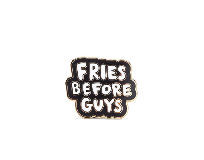 A new motto to wear 🍟