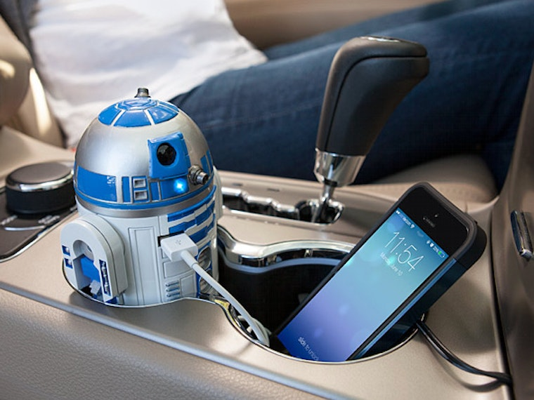 This droid, which is definitely the charger you're looking for ⚡⚡⚡