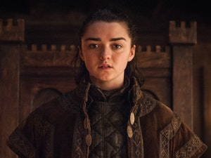 Did Arya Stark Actress Just Spoil the Finale to Game of Thrones?