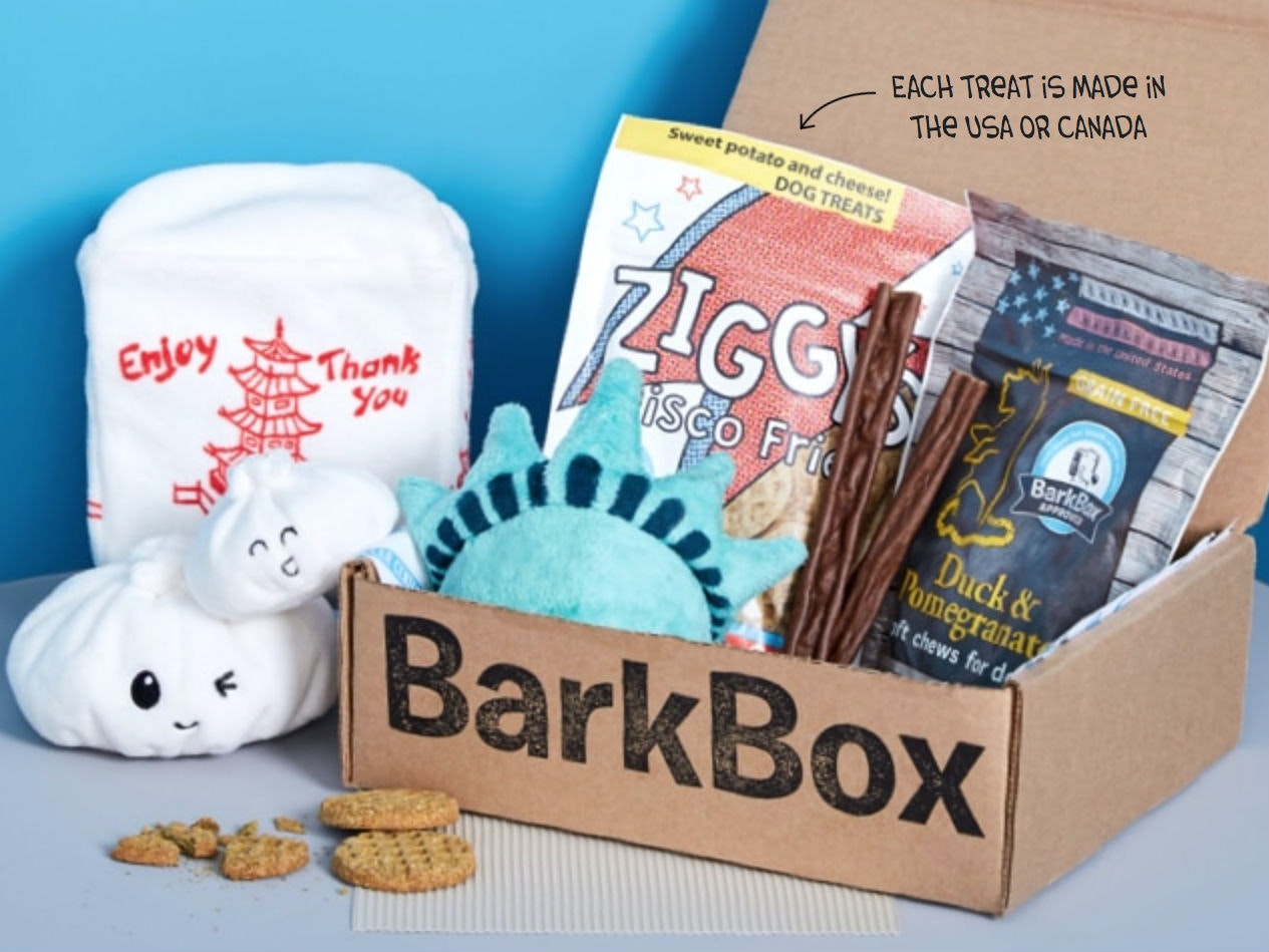 This most famous subscription box for only the B E S T B O Y E S