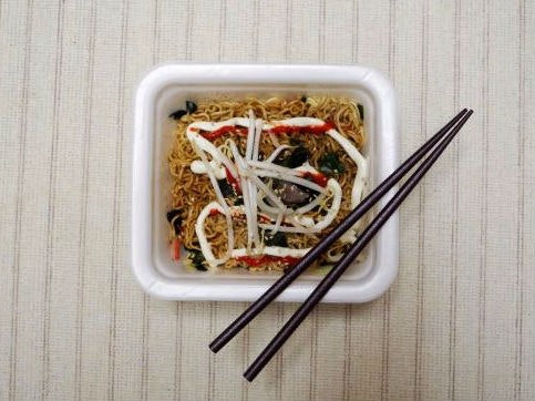 This exotic noodle subscription box with the most clever name