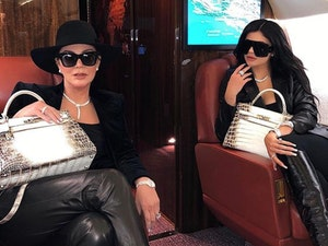 Biggest Celebrity Instagram Photos of the Day: Kylie Jenner and Kris Jenner