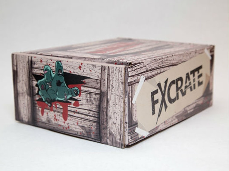 This crate that will turn you into a zombie look-alike