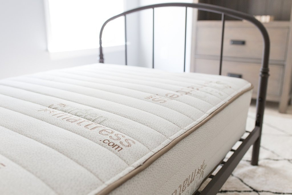 This all-natural, organic-fiber mattress