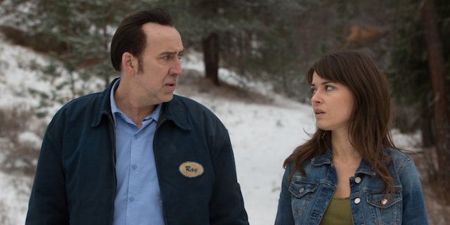 Nicolas Cage Is Back and Closer Than Ever