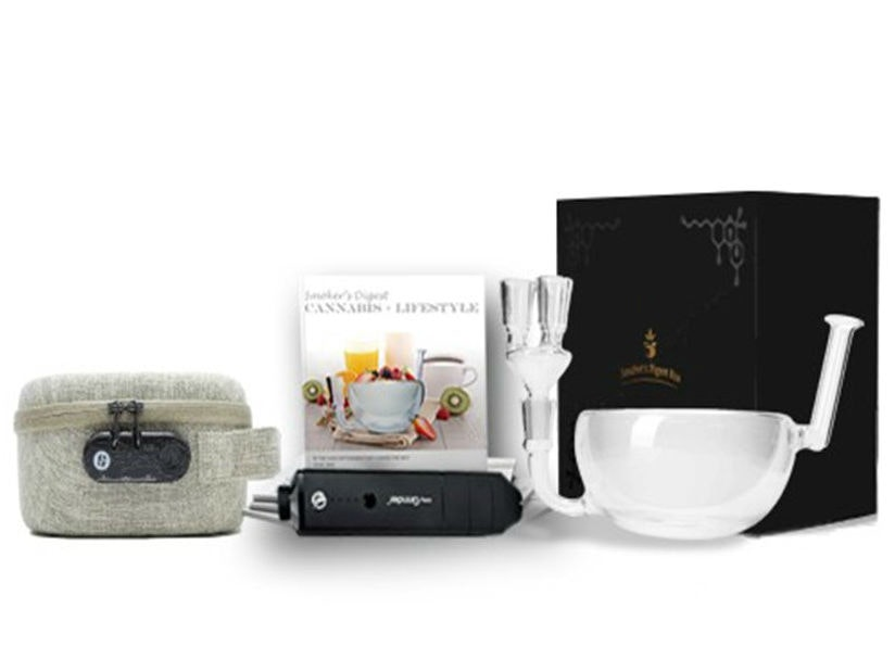 The box forstoners who smoke in style