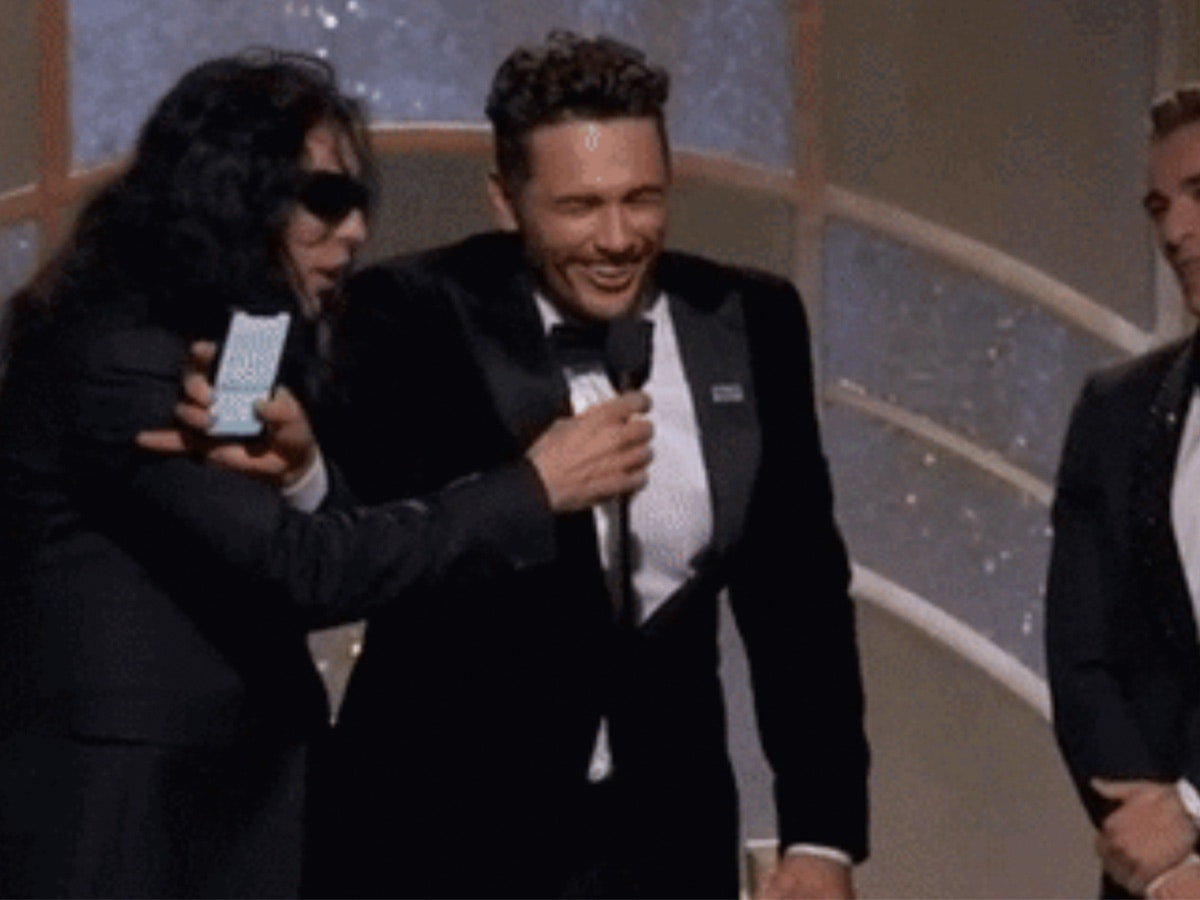 This Amazing Moment Was the Funniest Thing to Happen at the Golden Globes, By Far