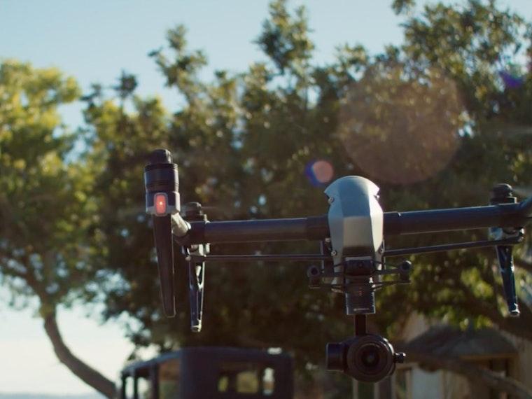 A premium drone kit for premium flexing