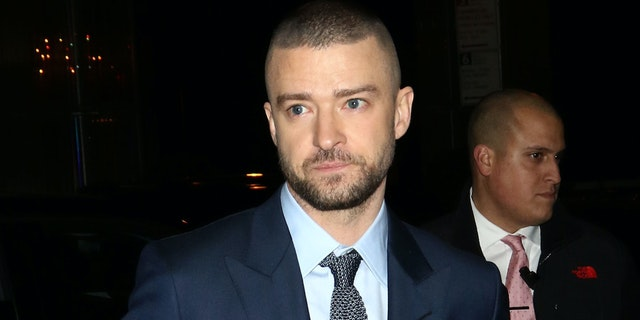 Is Justin Timberlake OK?